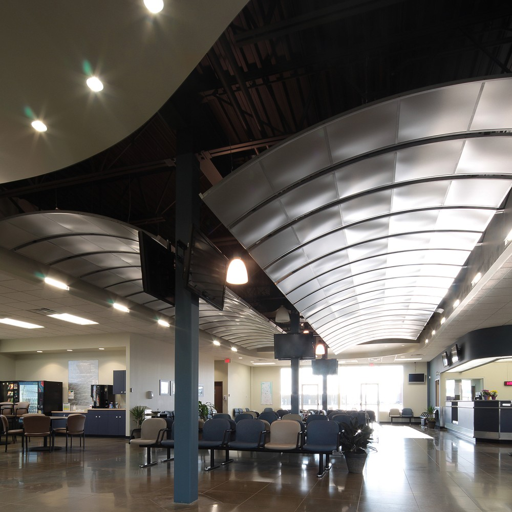 West Wind Aviation New Passenger Terminal